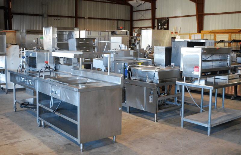 commercial kitchen equipment prices metal studs for outdoor restaurant sale - should you buy or lease?