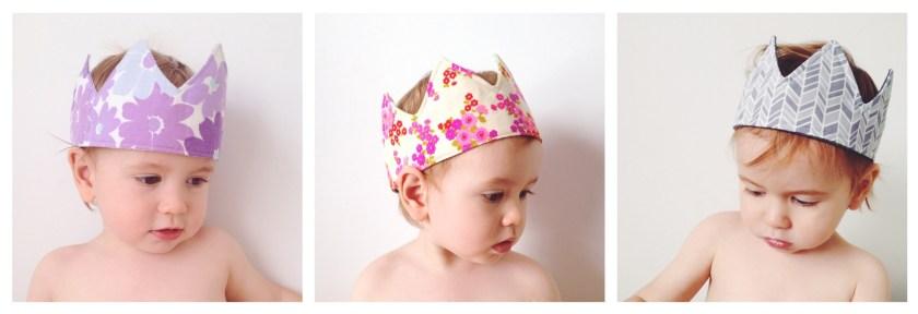 Crowns x 3