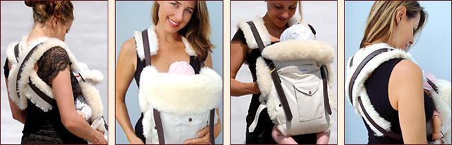 Lambini-Lambskin-baby-carrier-pouch-One-Fine-Baby-Fair-2