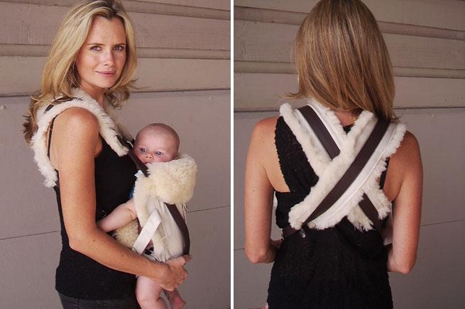 Lambini-Lambskin-baby-carrier-pouch-One-Fine-Baby-Fair-3