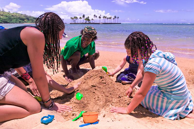 Tourism Fiji Family Holidays One Fine Baby 6
