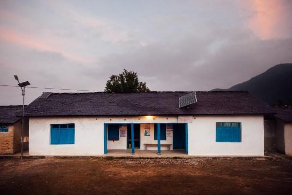 Birthing Centre in Jaljala.