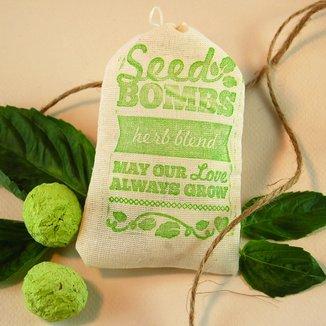 Tavaszi esküvői köszönet ajándék-magok 2/ Spring wedding favors-seeds 2 Forrás:http://www.nandlnotes.com