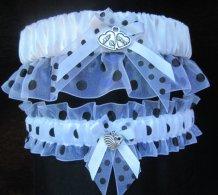Esküvői harisnyakötő 19 , Bridal garter 19 Forrás:http://www.etsy.com