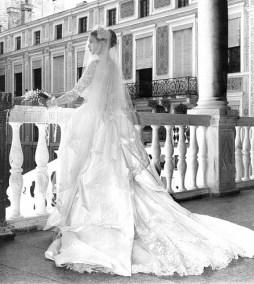 Grace Kelly menyasszonyi ruhája 2 / Grace Kelly wedding dress 2 Forrás:http://allvip.us
