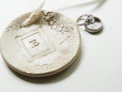 Wedding ring bearer pillow alternatives 12 Forrás:http://www.etsy.com