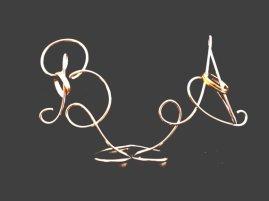 Wedding ring bearer pillow alternatives 25Forrás:http://www.etsy.com