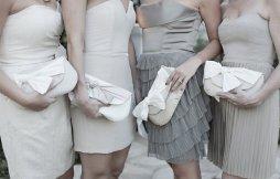 Koszorúslány kézitáska 21 , Wedding bridesmaid clutches 21 Forrás:http://www.etsy.com
