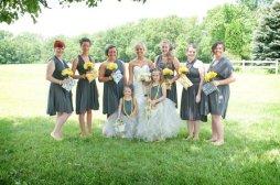 Koszorúslány kézitáska 23 , Wedding bridesmaid clutches 23 Forrás:http://www.etsy.com