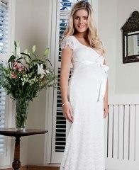 Várandós menyasszonyi ruha 11 / Pregnant-wedding-gowns 11 Forrás:http://www.tiffanyrose.com