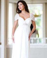 Várandós menyasszonyi ruha 9 / Pregnant-wedding-gowns 9 Forrás:http://www.tiffanyrose.com