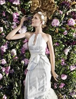 Victoria Kyriakides 2014 menyasszonyi ruha 3 / Victoria Kyriakides 2014 bridal dress 3 Forrás:http://www.victoriakyriakides.co.uk