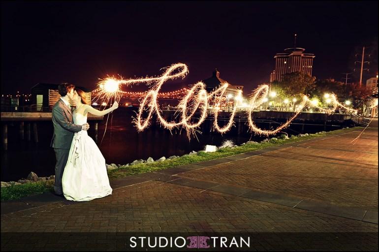 Kreatív csillagszórós esküvői képek , Creative wedding sparklers Photos Forrás:http://www.sparklersonline.com/
