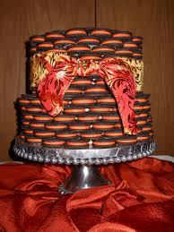 Oreokeksz menyasszonyi torta 2 , Oreocake wedding cake 2 Forrás:www.cakeswebake.com