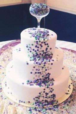 Szilveszteri menyasszonyi torta 4, New Years Eve Wedding cake 4 Forrás:followpics.net