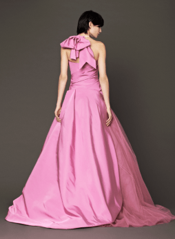 Vera Wang 2014 Fall Pink bridal collection 14a Forrás:http://www.verawang.com