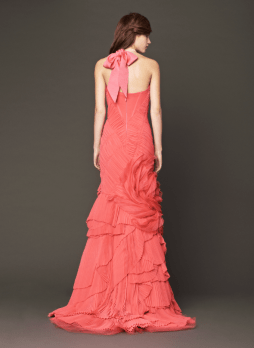 Vera Wang 2014 Fall Pink bridal collection 15a Forrás:http://www.verawang.com