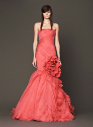 Vera Wang 2014 Fall Pink bridal collection 9 Forrás:http://www.verawang.com