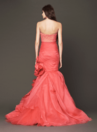Vera Wang 2014 Fall Pink bridal collection 9a Forrás:http://www.verawang.com