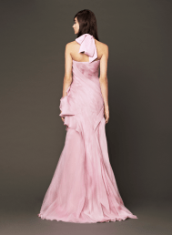 Vera Wang 2014 Fall Pink bridal collection 1a Forrás:http://www.verawang.com