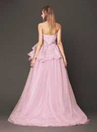 Vera Wang 2014 Fall Pink bridal collection 3a Forrás:http://www.verawang.com