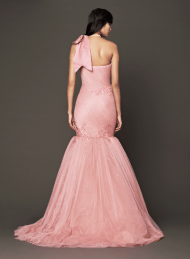Vera Wang 2014 Fall Pink bridal collection 6a Forrás:http://www.verawang.com