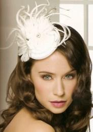 Menyasszonyi kalap 15, Bridal hat 15 Forrás:http://www.bestbridalprices.com