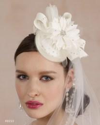 Menyasszonyi kalap 22 , Bridal hat 22 Forrás:http://www.bestbridalprices.com
