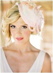 Menyasszonyi kalap 4, Bridal hat 4 Forrás:www.etsy.com