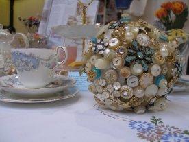 Gombos menyasszonyi csokor 2 , Button bridal bouquet 2 Forrás: www.etsy.com