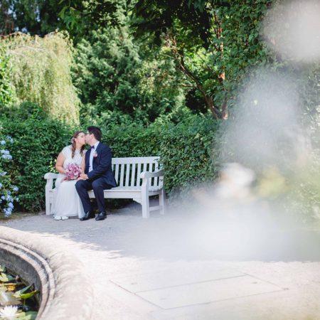 Lea und Torsten  Hochzeitsfotografie in Ettlingen  One