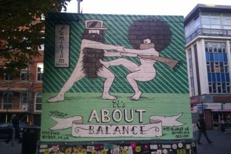 Tibb Street Mural