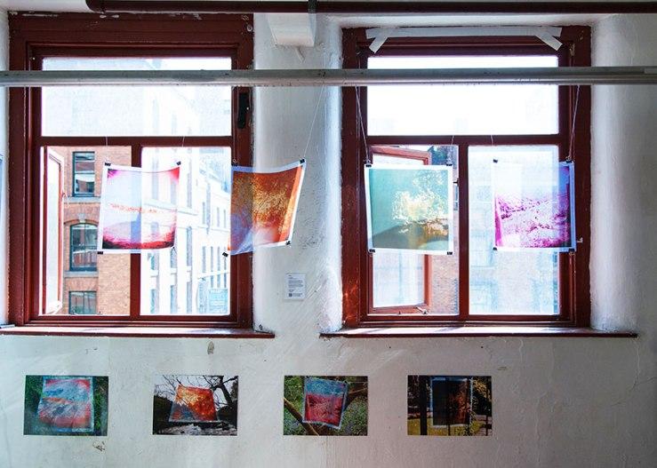 Joe Ford's exhibition piece for Werkha