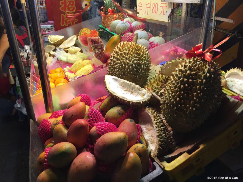 Tantalising Taipei Day 2: Tamsui / Beitou / Shilin Night