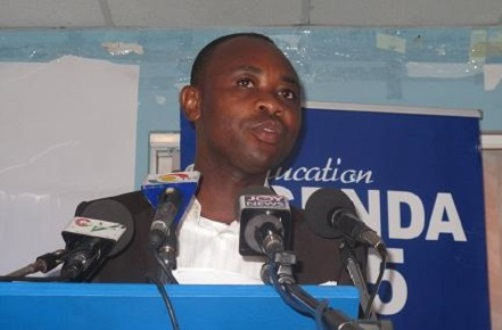 Mr. Bright Appiah (Executive Director of Child's Rights International)