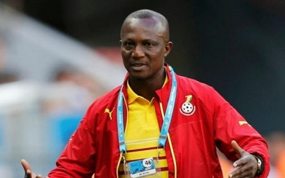 Kwesi Appiah re-appointed  as Black Stars coach
