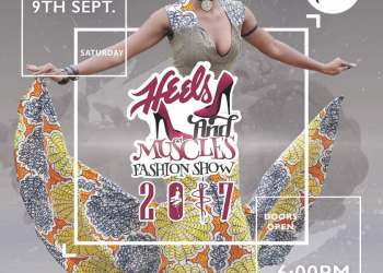 2017 Heels and Muscles Fashion Show comes off September 9