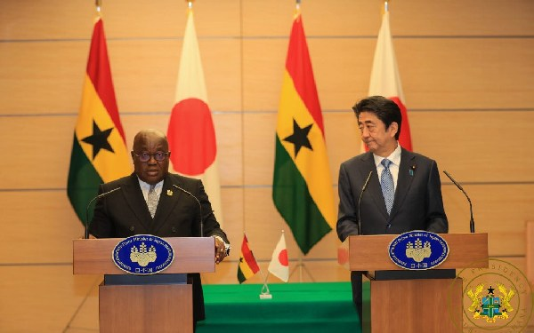 Ghana wants to emulate Japan's success story – Akufo-Addo