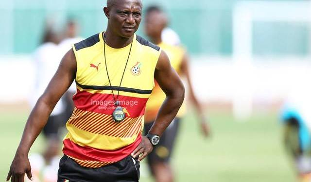 Ghana coach Kwesi Appiah (Photo by: Images Image)