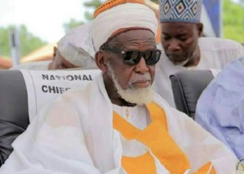 National Chief Imam, Sheikh Dr. Osmanu Nuhu Sharubutu