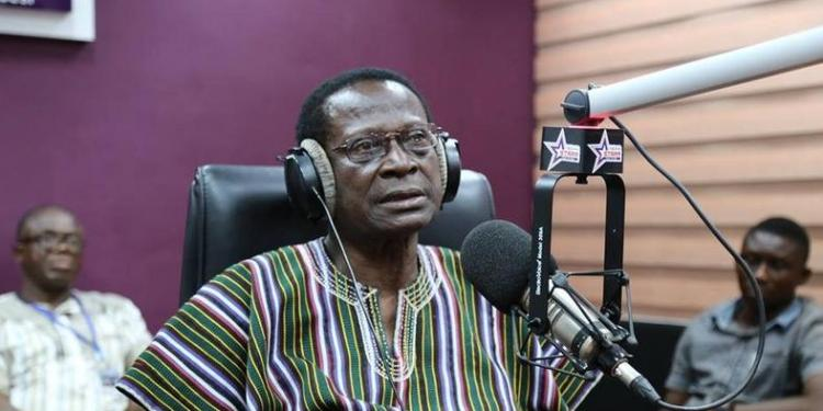 Dr. Kwabena Adjei died three days after marking his 76th birthday