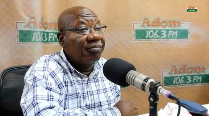 Allotey Jacobs, Former NDC Central Regional Chairman