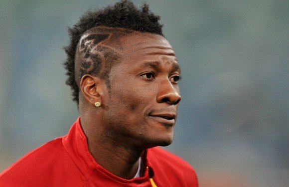 Asamoah Gyan couldn't defend with evidence, extortion claims against Sarah Kwablah, 3 others