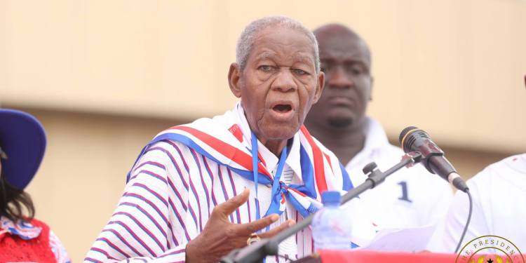 The chairman of the New Patriotic Party (NPP) Council of Elders, Mr C.K. Tedam
