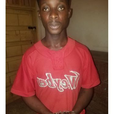 Bismarck Owusu Adusei has been arrested for defiling a 14-year-old girl at Mim