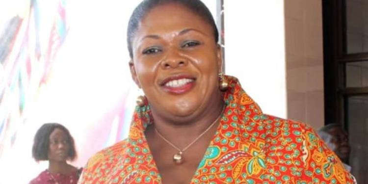 Bono regional Minister Nominee Evelyn Kumi-Richardson