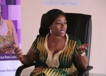 Grace Ayensu-Danquah, MD, MPH, FACS, NDC Parliamentary Candidate for the Essikado-Ketan Constituency and a member of the NDC COVID-19 Technical Team