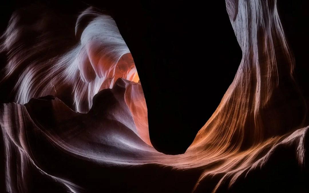 Upper Antelope Canyon – Page, AZ