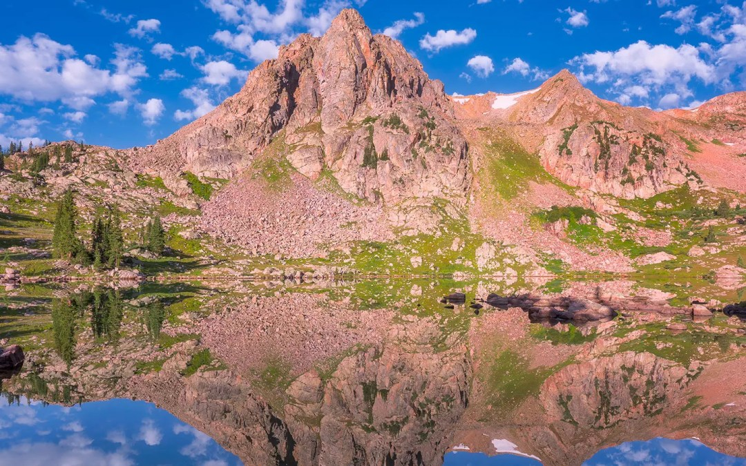 An Overnight Backpack to Gore Lake in the Eagles Nest Wilderness