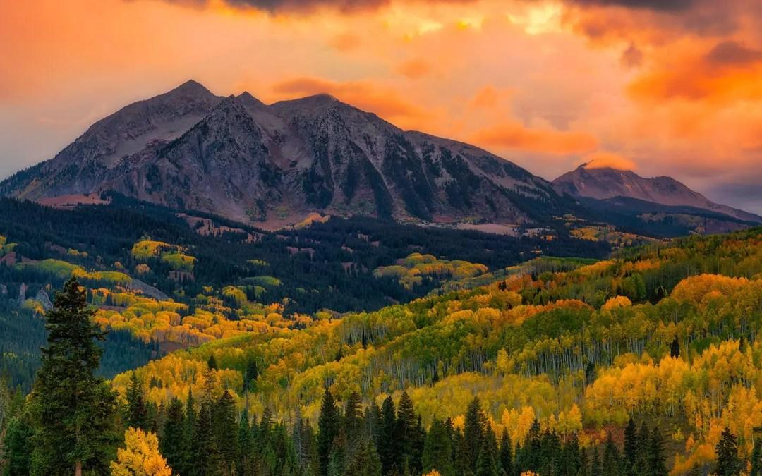 The 2017 Colorado Fall Foliage Tour